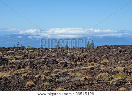 Teide Tenerife Canarian Island Spain