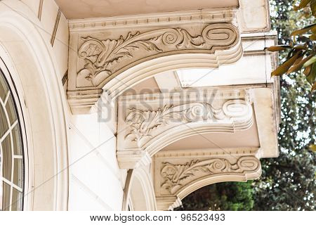 architectural  element  of  baroque