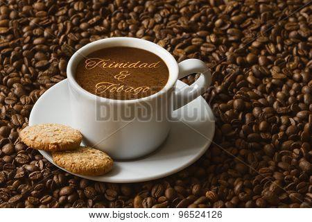 Still Life - Coffee With Text Trinidad & Tobago