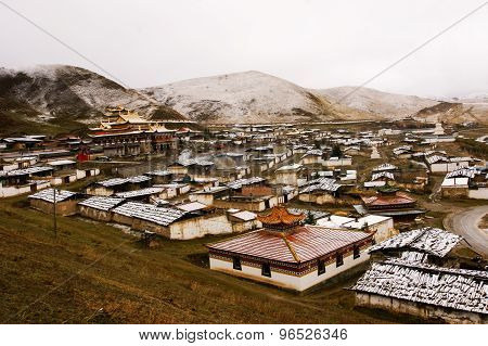 China Sichuan scenery