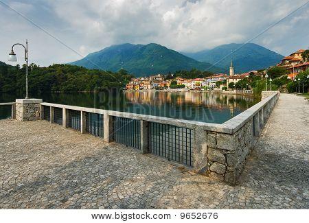 Mergozzo Lake