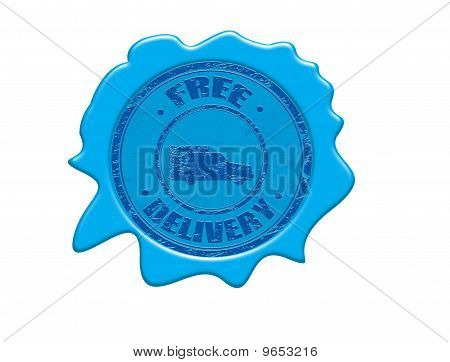 Free Delivery Wax Seal