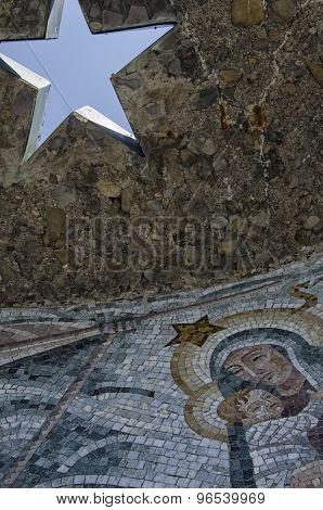 Mosaic At Punta Chiappa