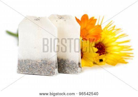 Tea Bags With Calendula