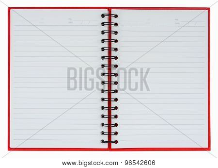 Red Notebook
