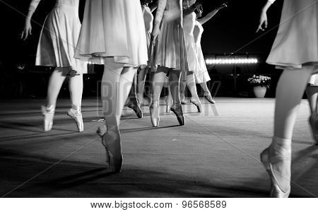 Classical Dance Moves