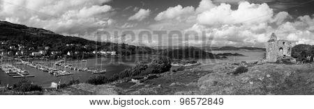 Tarbert Loch Fyne, Kintyre, Scotland