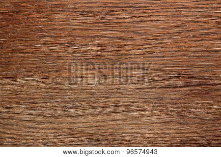 Surface Of The Brown Wooden Plank