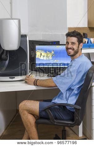 Handsome Dentist.