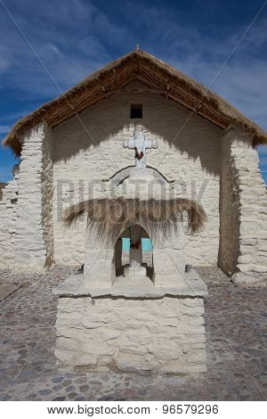 Historic Church on the Altiplano