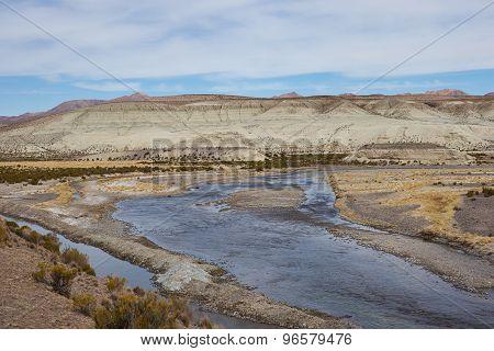 River Lauca