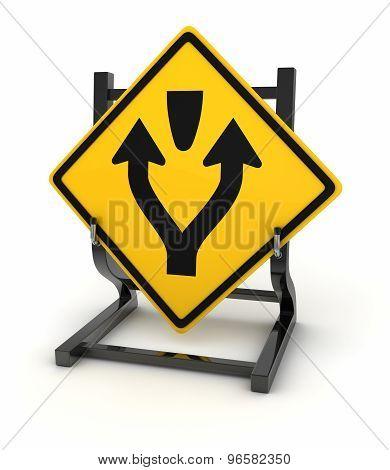Road Sign - Crossroads