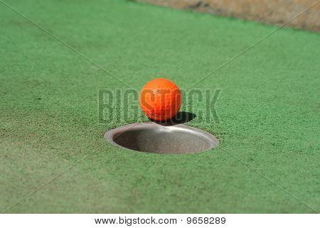 Mini Golf Ball