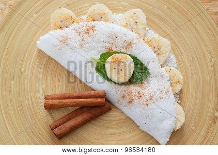 Casabe (bammy, Beiju, Bob) From Cassava (tapioca)