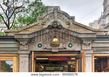 Bowling Green Subway Station