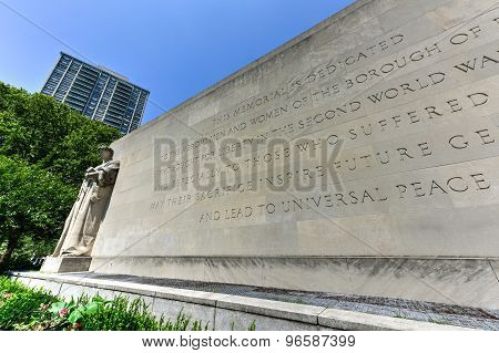 Brooklyn War Memorial
