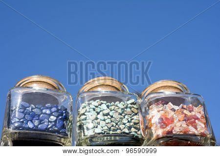 Pebble jewelry