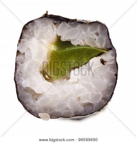 Seaweed Maki Sushi Top