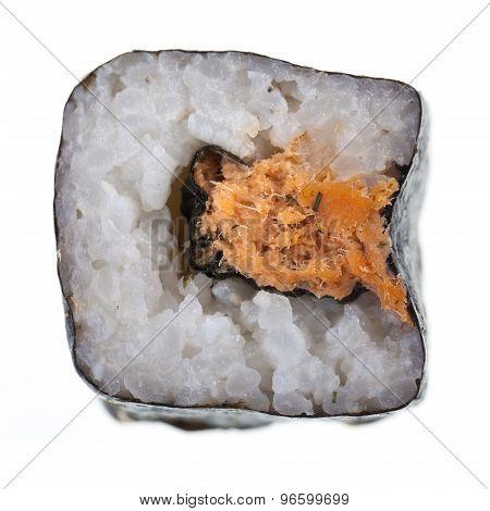 Tuna Maki Sushi Top
