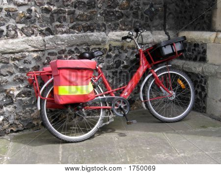 Postman'S Bicycle