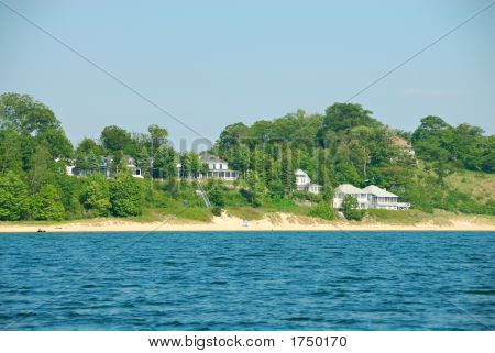 Lake Michigan Summer Homes