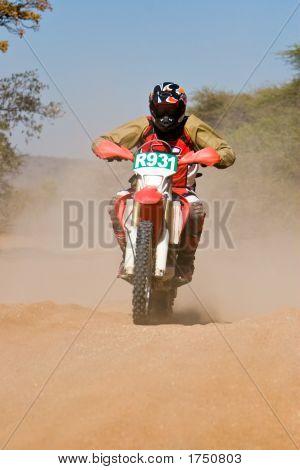 Bike Desert Race