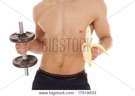 Body Of Man Banana Weight