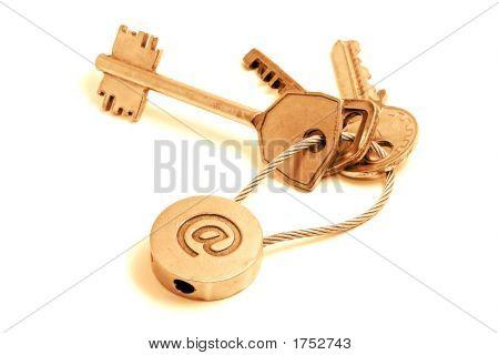 Golden Email Keys