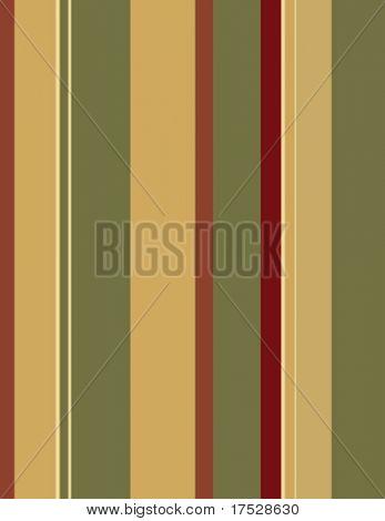 Ein Vektor-Muster von erdigen Streifen