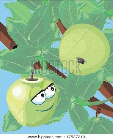 granny smith in love