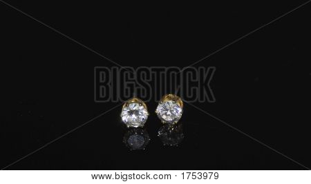 Diamond Ear Rings