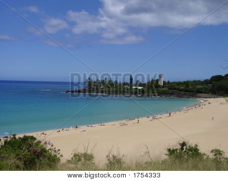 Beach Of Hawaii