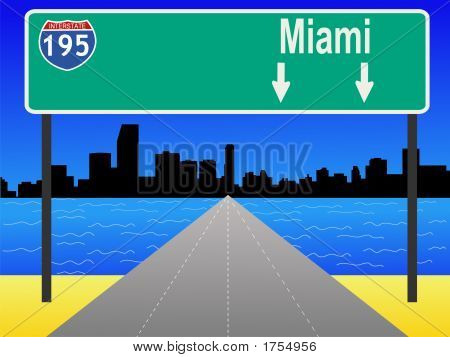 Freeway To Miami