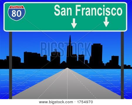 Freeway To San Francisco