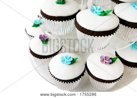 Fancy Cup Cakes