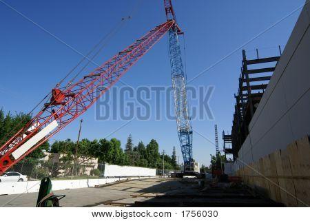 Luffing Jib Crane