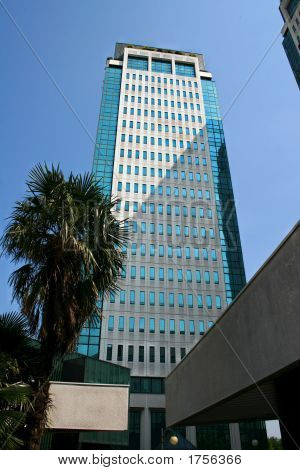 Business Office Tower