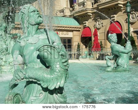 Fountain Statues