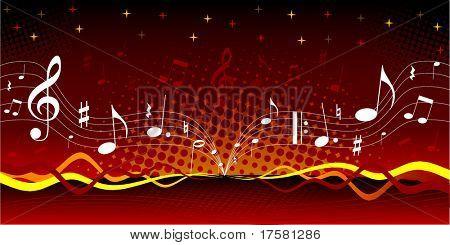 MUSIC (vector)