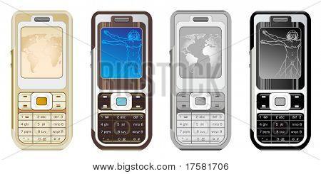 CELLPHONE (vector)