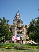 Historic Courthouse 1193 poster