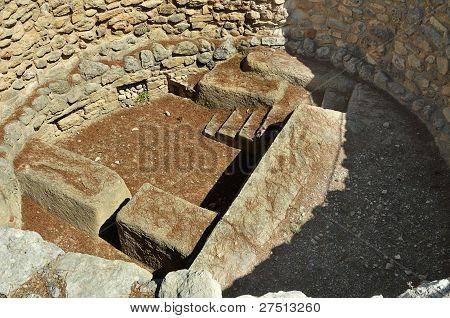 Knossos Pit