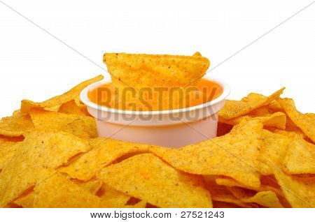 Nachos And Cheese Sauce