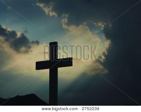 Lit Cross