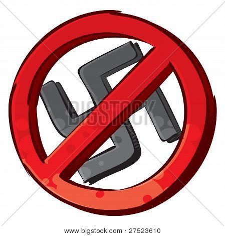 No nazi symbol