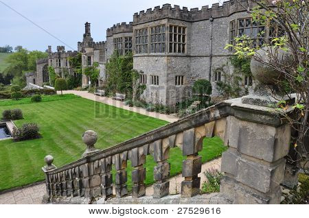 Haddon Hall Lawns