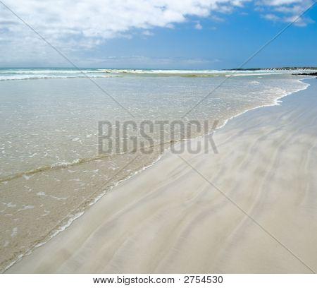 Tortuga Beach, Galapagos Islands, Ecuador