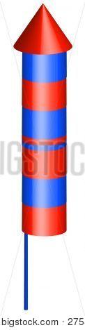Rocket Firecracker