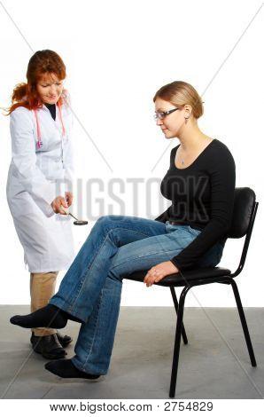 Neurology Examination. Isolated.