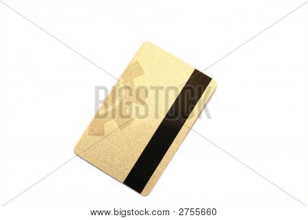 A Magnetic Card